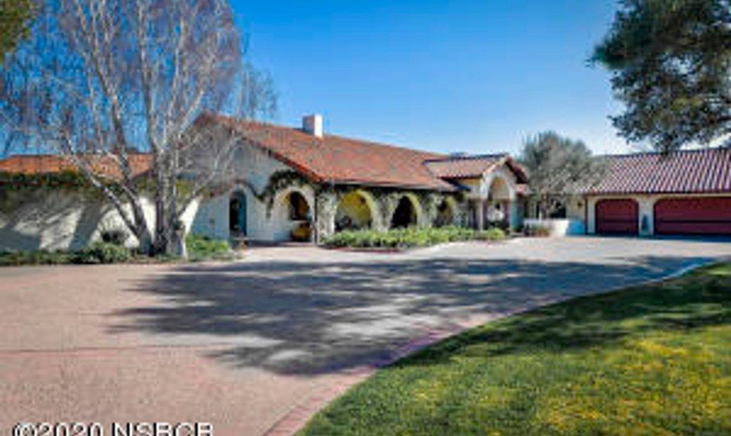 1132 Fredensborg Canyon Rd, SOLVANG, CA 93463 MLS#:20-1107