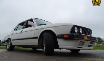 1988 BMW 535is