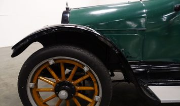 1918 Overland Touring