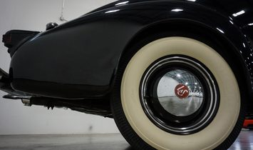 1938 Cadillac LaSalle