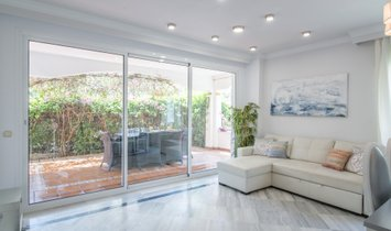 Marbella Ground Floor Apartment
