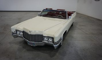 1969 Cadillac Coupe