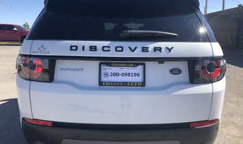2017 Land Rover Discovery Sport SE Sport Utility 4D