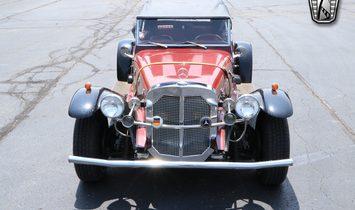 1929 Mercedes-Benz Gazelle