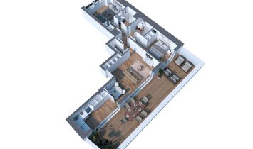 2 bedrooms Apartment for Sale