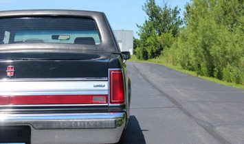 1988 Lincoln Town Car