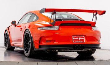 2016 Porsche 911 GT3RS