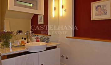 3-Bedroom Villa with river view in Foz Velha