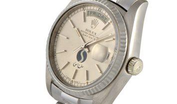 Rolex Rolex Day-Date SNAS Aviation Watch 18039