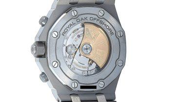 Audemars Piguet Audemars Piguet Royal Oak Offshore Selfwinding Chronograph Watch 26470IO.OO.A006CA.0