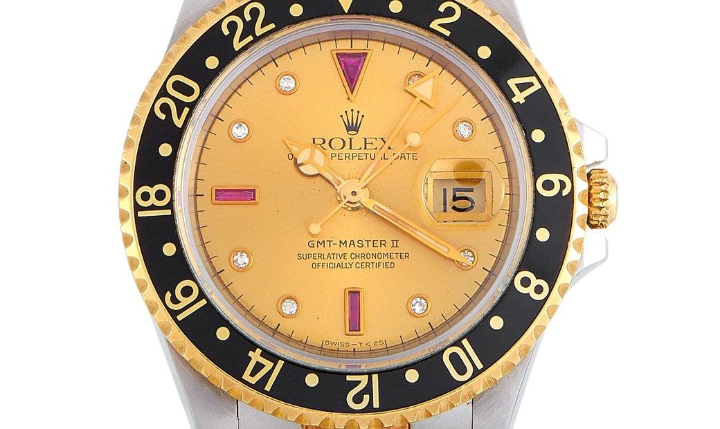 Rolex Rolex GMT-Master II Watch 16713