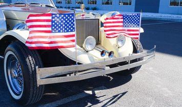 1983 Johnson Presidential Rumble Seat Roadster