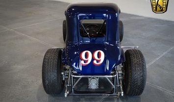 1972 Vintage Sprint Car Replica