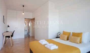 4 bedroom apartment in downtown Porto