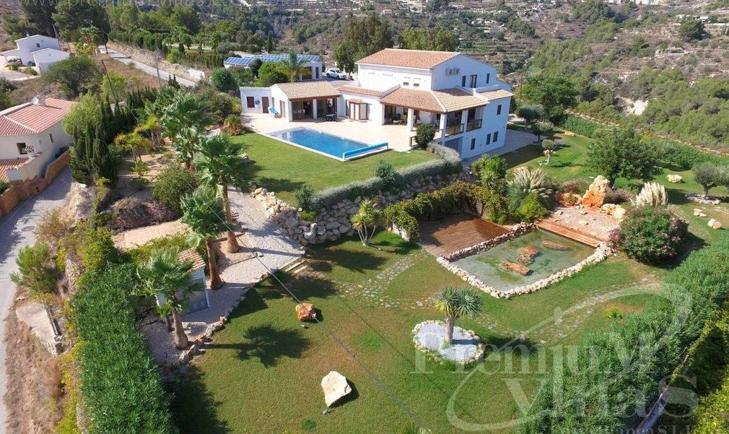 Benissa villa