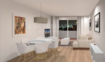 3 bedroom apartment with River view and garage place at Restelo -Lisbon