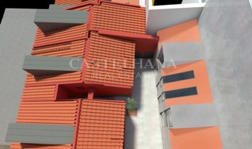 Building with architectural project approved by CML - Lisbon