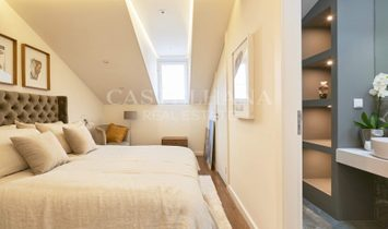 Duplex apartment in Príncipe Real
