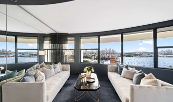 'President Towers' 8/75 Darling Point Road, Darling Point