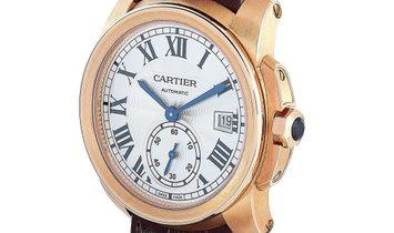Cartier Cartier Calibre de Cartier Watch WGCA0003