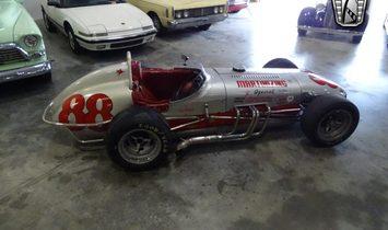 1963 Rasmussen Indy Race Car