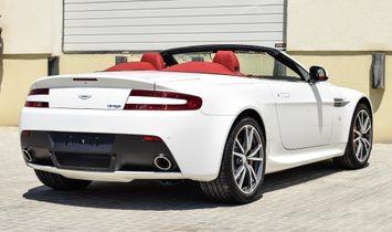 2016 Aston Martin V8 Vantage Volante rwd