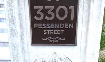 3301 Fessenden St Nw