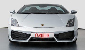2009 Lamborghini Gallardo LP 560-4 Spyder awd