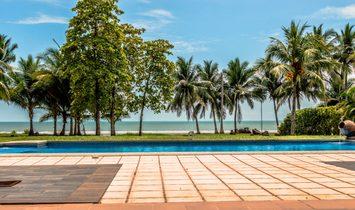 Unique Beachfront Home
