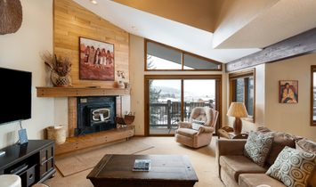 3 Bedroom Condo At The Ranch @ Steamboat