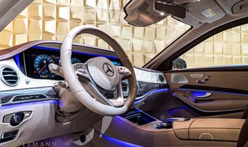 MERCEDES-BENZ S 650 MERCEDES MAYBACH GUARD VR10