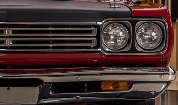 1969 Plymouth Road Runner A12 440 Six Pack