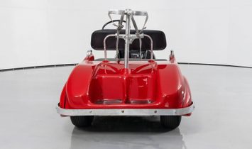 1965 Club Car 3 Wheel Golf Cart