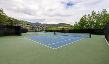 Premier Red Pine Two Bedroom Condo At Canyons Village
