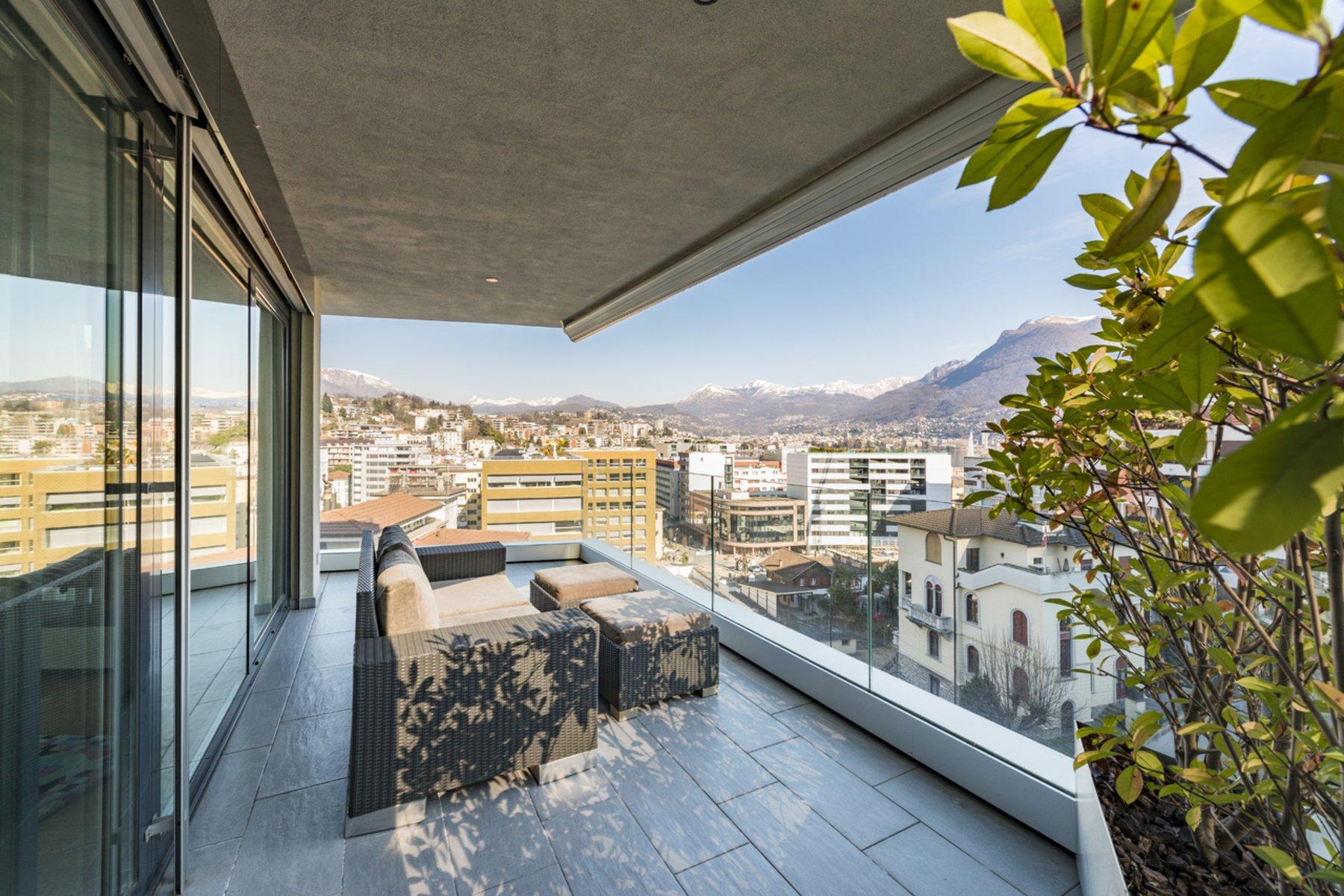 Apartment in Paradiso, Ticino, Switzerland 1 - 10506722