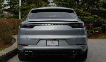 2020 Porsche Cayenne Coupe Turbo