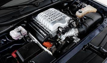 2016 Dodge Challenger SRT Hellcat $67,975 MSRP -Sunroof -  1 of 1 Made