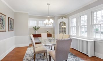 Charming Center Hall Colonial