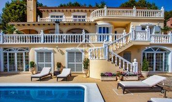 Muntanya de la Sella House / Villa