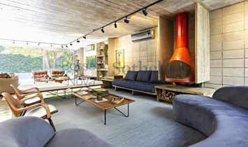 House Signed By Ruy Ohtake And Burle Marx