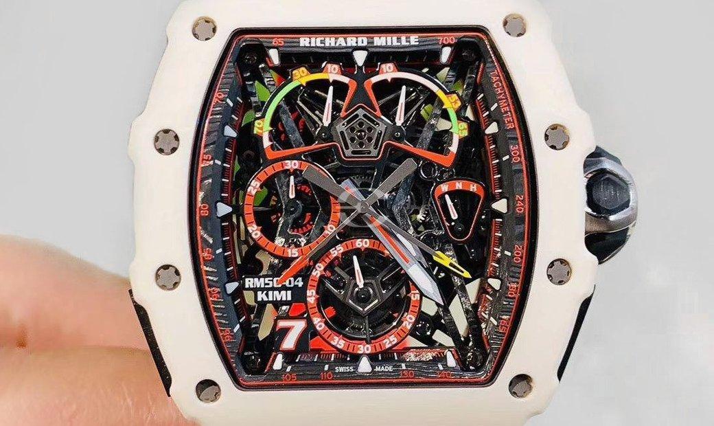 Richard Mille RM  050-04 Kimi Raikkonen Tourbillon Limited Edition