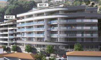 Apartment in Beausoleil, Provence-Alpes-Côte d'Azur Region, France
