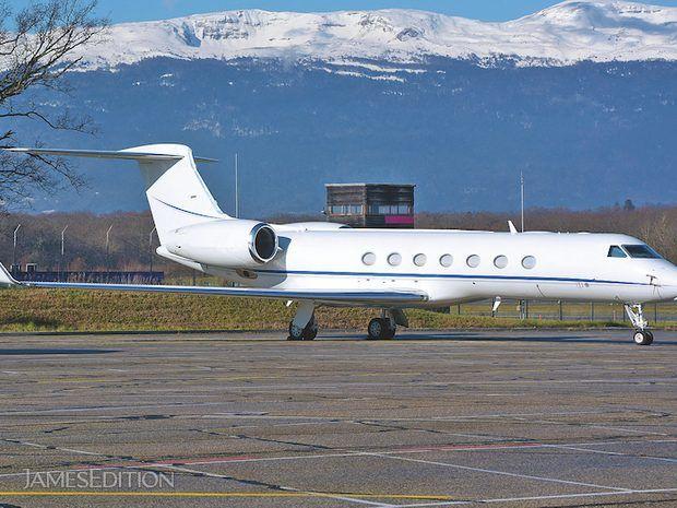 2012 Gulfstream G550 - MSN 5383 - N999HZ (10905228)