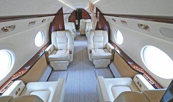 2012 Gulfstream G550 - MSN 5383 - N999HZ