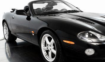 2003 Jaguar XK XKR $86,995 MSRP New