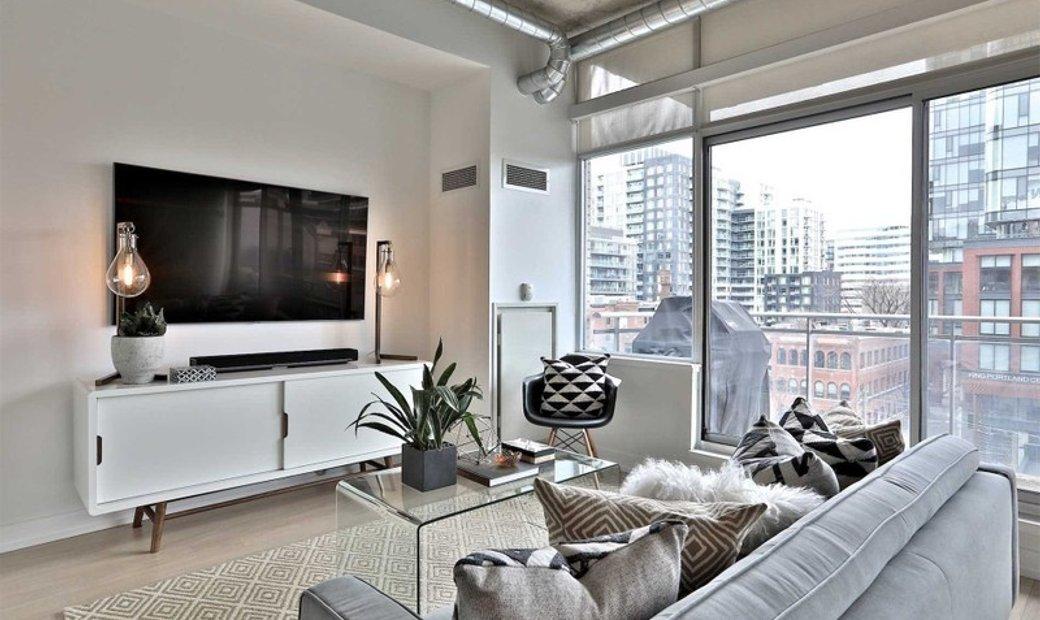 #609 - 66 Portland Street,Toronto