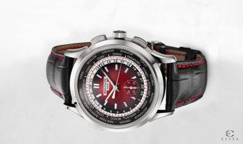 Patek Philippe World Time Chronograph 5930G-001 Singapore Edition
