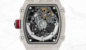 Richard Mille RM 67-02 Alexis Pinturault Edition