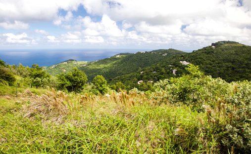 Land in Leonards, Tortola, British Virgin Islands