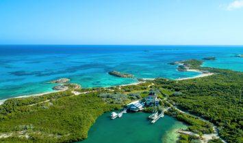 Частный остров в Эксума, Багамы 1